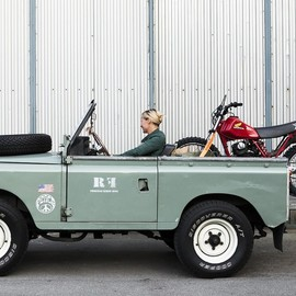 Insight my Landrover Series 3 1972