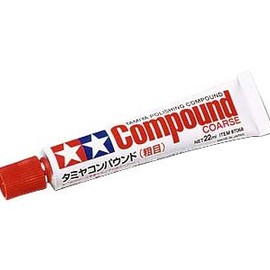TAMIYA - Polishing Compound Coarse