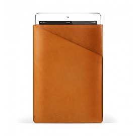 mujjo - Slim Fit iPad Air Sleeve - Tan