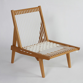 渡辺 力 - Rope Chair