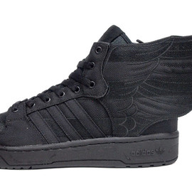 adidas - JS WINGS 2.0 BKFL 「A$AP ROCKY」 「adidas Originals by JEREMY SCOTT」