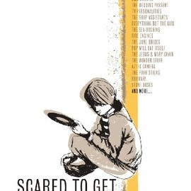 Various Artists - Scared to Get Happy:Story of Indie-Pop 1980-89