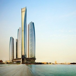 Abu Dhabi - Jumeirah at Etihad Towers