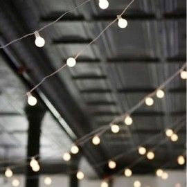 String lights make me happy.