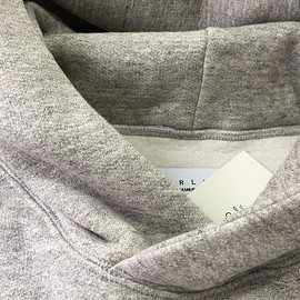 curly(カーリー) - raffy pullover  parka