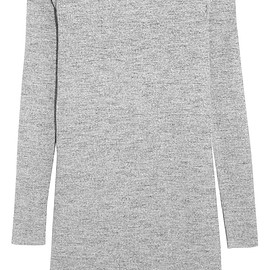 DKNY - Ribbed cotton-blend sweater