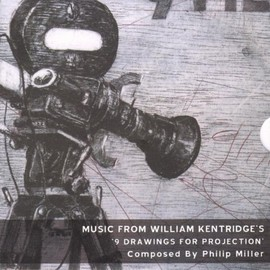 Philip Miller - Music from William Kentridge's '9 Drawings for Projection'