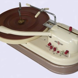 1959 Joboton record player