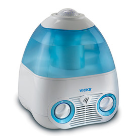 vicks - Starry Night Cool Moisture Humidifier Model V3700