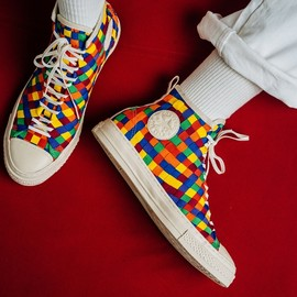"""CONVERSE - Converse Chuck Taylor All-Star """"Color Weave Collection"""""""