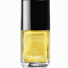 CHANEL - LE VERNIS/MIMOSA