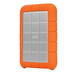 LaCie - 1TB Rugged Portable Hard Drive - USB 3.0& Firewire 800
