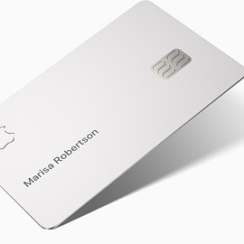 Apple, Goldman Sachs, Mastercard - Apple Card
