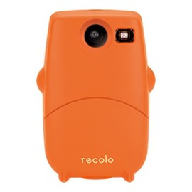 KING JIM - interval recorder recolo (Orange)