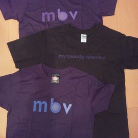 my bloody valentine - 2013 TOUR T-SHIRT