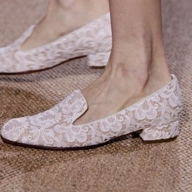 VALENTINO - Lace shoes