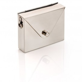 JewelMint - Envelope Case in Silver