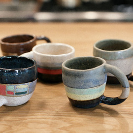 Shino Takeda - Ceramic Mug