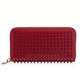 Christian Louboutin - panettone spikes wallet