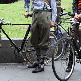 Knickerbockers for cycling