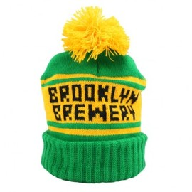 Brooklyn Brewery - Vintage Brewery Winter Hat