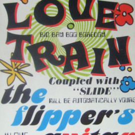 Flipper's Guitar - LOVE TRAIN/SLIDE