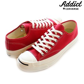 CONVERSE - CONVERSE ADDICT JACK PURCELL CANVAS / RED