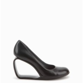 UNITED NUDE - Step Mobius Pump Black Nappa