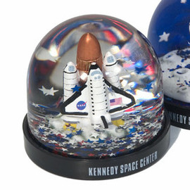 NASA - Space Shuttle Snowglobe