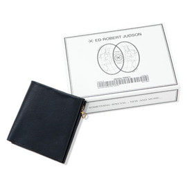 ED ROBERT JUDSON - leather wallet