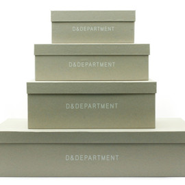 D&DEPARTMENT - Storage Box