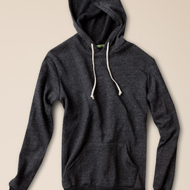 alternative apparel - Hoodlum Eco-Fleece Pullover Ho