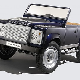 Land Rover - Defender Pedal Car