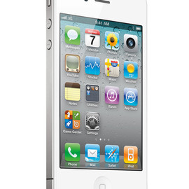 Apple - iPhone 4 16GB (White)