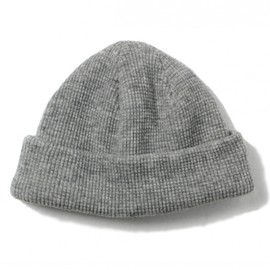 SUN SEA - OMAKE付 Waffle Thermal Knit Cap