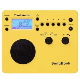 Tivoli Audio - SongBook (Yellow)