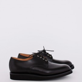 Mark McNairy for Tres Bien Shop - Officer Shoe Waxy Black