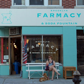 Brooklyn, New York - BROOKLYN FARMACY & SODA FOUNTAIN