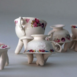 Ronit Baranga - Tea set