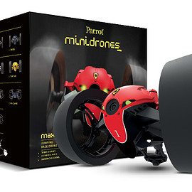 Parrot - MiniDrone: Jumping Race Drone