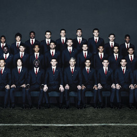 Lanvin - Tailored Suits for Arsenal Football Club