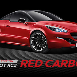 Peugeot - RCZ RED CARBON