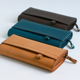 FERMA : WALLET/brown