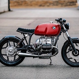 Sport Evolution - BMW R80
