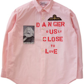 PEEL&LIFT - DCTL Shirt (pink)