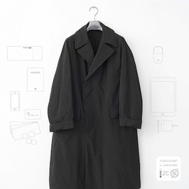TEATORA - DUAL-THERMO Device Coat