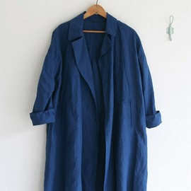 ARTS&SCIENCE - Buttonless coat