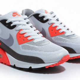 NIKE - air max 90 hyperfuse infrared