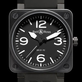 Bell & Ross - BR 01-92 CARBON