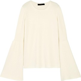 The Row - Darcy cashmere and silk-blend sweater